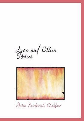 Love and Other Stories 9780554246420