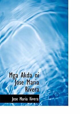 MGA Akda Ni Jose Maria Rivera 9780554268828