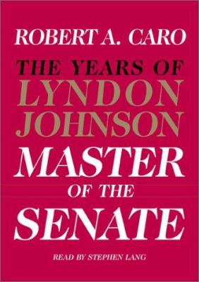 Master of the Senate 9780553712919