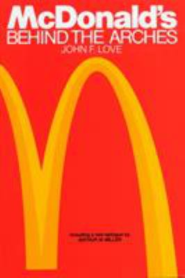 McDonald's: Behind the Arches 9780553347593