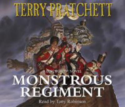 Monstrous Regiment: (Discworld Novel 31) 9780552149402