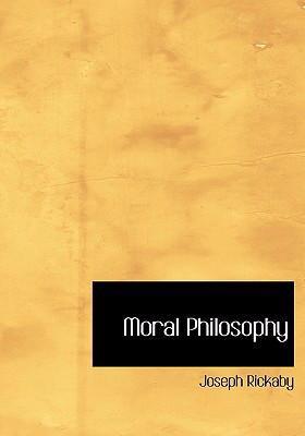 Moral Philosophy 9780554225463