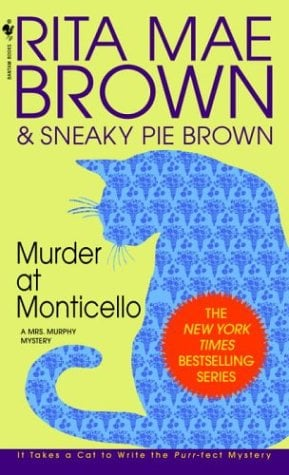 Murder at Monticello 9780553572353