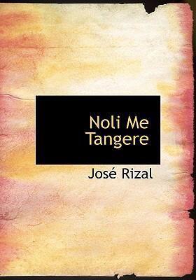Noli Me Tangere 9780554268866