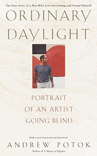 Ordinary Daylight: Portrait of an Artist Going Blind 9780553381986
