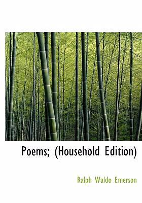 Poems; (Household Edition) 9780554276311