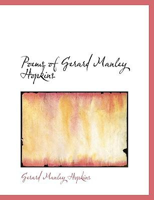 Poems of Gerard Manley Hopkins 9780559101892