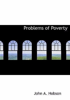 Problems of Poverty 9780554269320