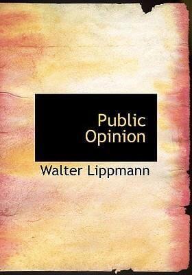 Public Opinion 9780554265629