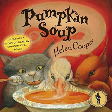 Pumpkin Soup (Book & CD) 9780552556736