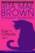 Puss 'n Cahoots: A Mrs. Murphy Mystery 9780553803648