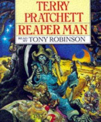 Reaper Man 9780552140096