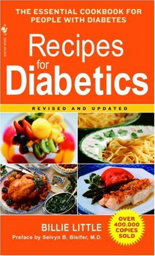Recipes for Diabetics: Revised and Updated 9780553584721