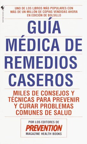 Remedios Caseros 9780553569865