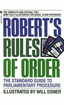 Robert's Rules of Order 9780553225983