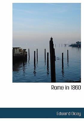 Rome in 1860 9780554262864