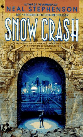 Snow Crash 9780553562613
