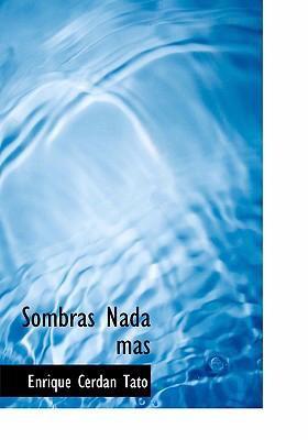 Sombras NADA Mas 9780554253695