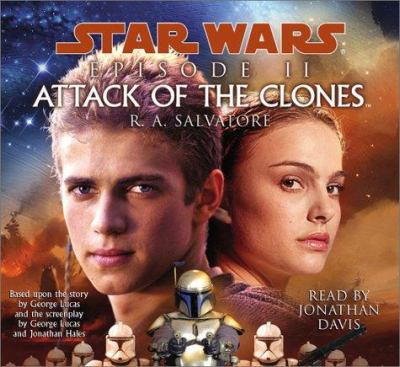 Star Wars: Episode II: Attack of the Clones 9780553714722