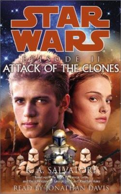 Star Wars: Episode II: Attack of the Clones 9780553529043