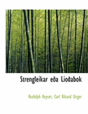 Strengleikar Eada Lioadabok 9780554919034