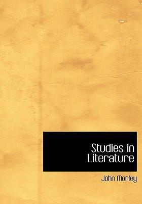 Studies in Literature 9780554240947