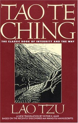 Tao Te Ching 9780553349351