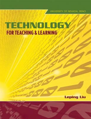 Technology for Teaching and Learning 9780558305987