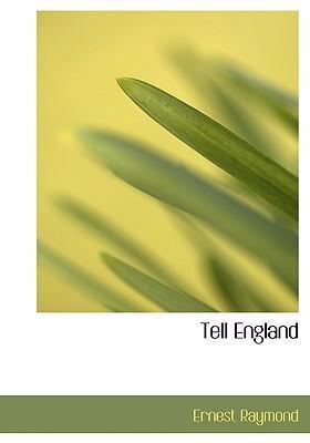 Tell England 9780554251943