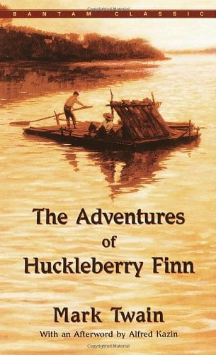 The Adventures of Huckleberry Finn 9780553210798