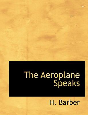 The Aeroplane Speaks 9780554214634