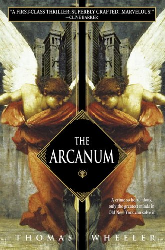 The Arcanum 9780553381993