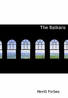 The Balkans 9780554240237