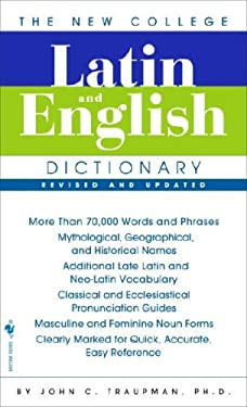 The Bantam New College Latin & English Dictionary 9780553590128