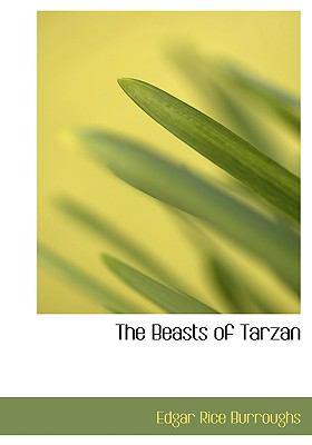 The Beasts of Tarzan 9780554218809