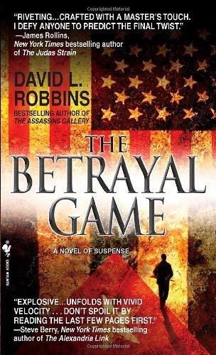 The Betrayal Game 9780553588224