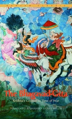 The Bhagavad-Gita: Krishna's Counsel in Time of War 9780553213652