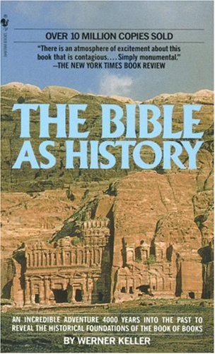 The Bible as History 9780553279436