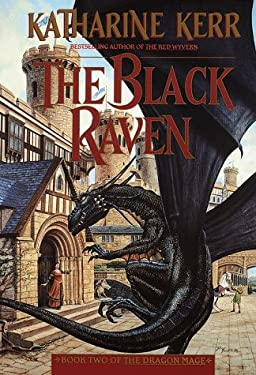 The Black Raven: Book Two of the Dragon Mage 9780553379501