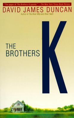 The Brothers K 9780553378498
