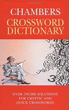 The Chambers Crossword Dictionary 9780550100061