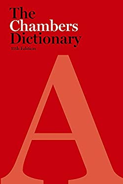 The Chambers Dictionary 9780550102898