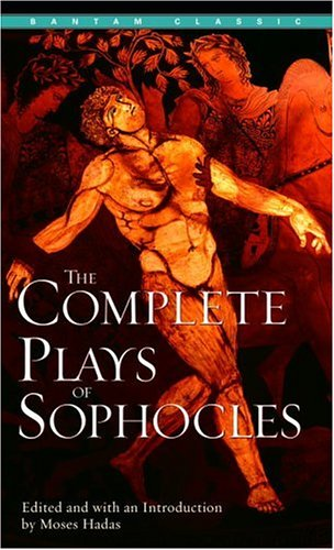 The Complete Plays of Sophocles 9780553213546