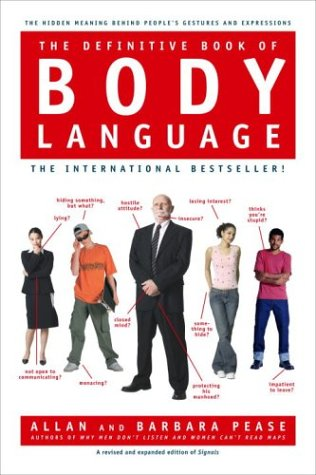 The Definitive Book of Body Language 9780553804720