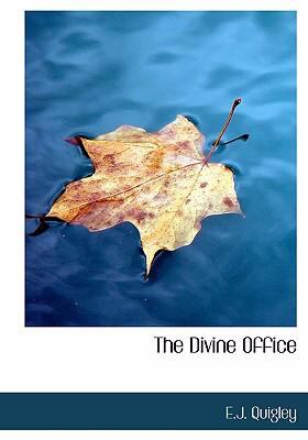 The Divine Office 9780554231938