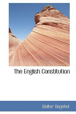 The English Constitution 9780554380612