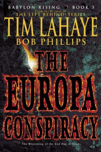 The Europa Conspiracy 9780553384000