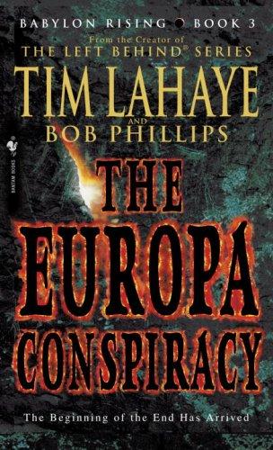The Europa Conspiracy 9780553586084