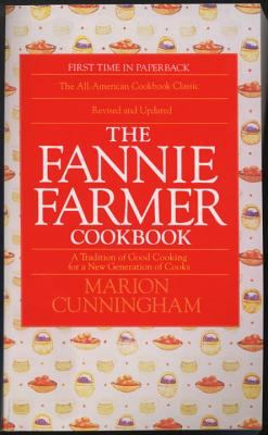 The Fannie Farmer Cookbook 9780553568813