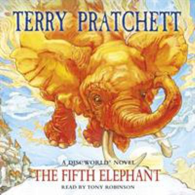 The Fifth Elephant 9780552154239